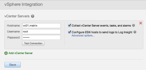 log-insight-vsphere-integration