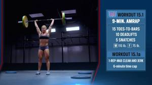 CrossFit-Open-15.1-Movements