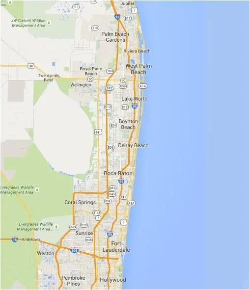 SE Florida