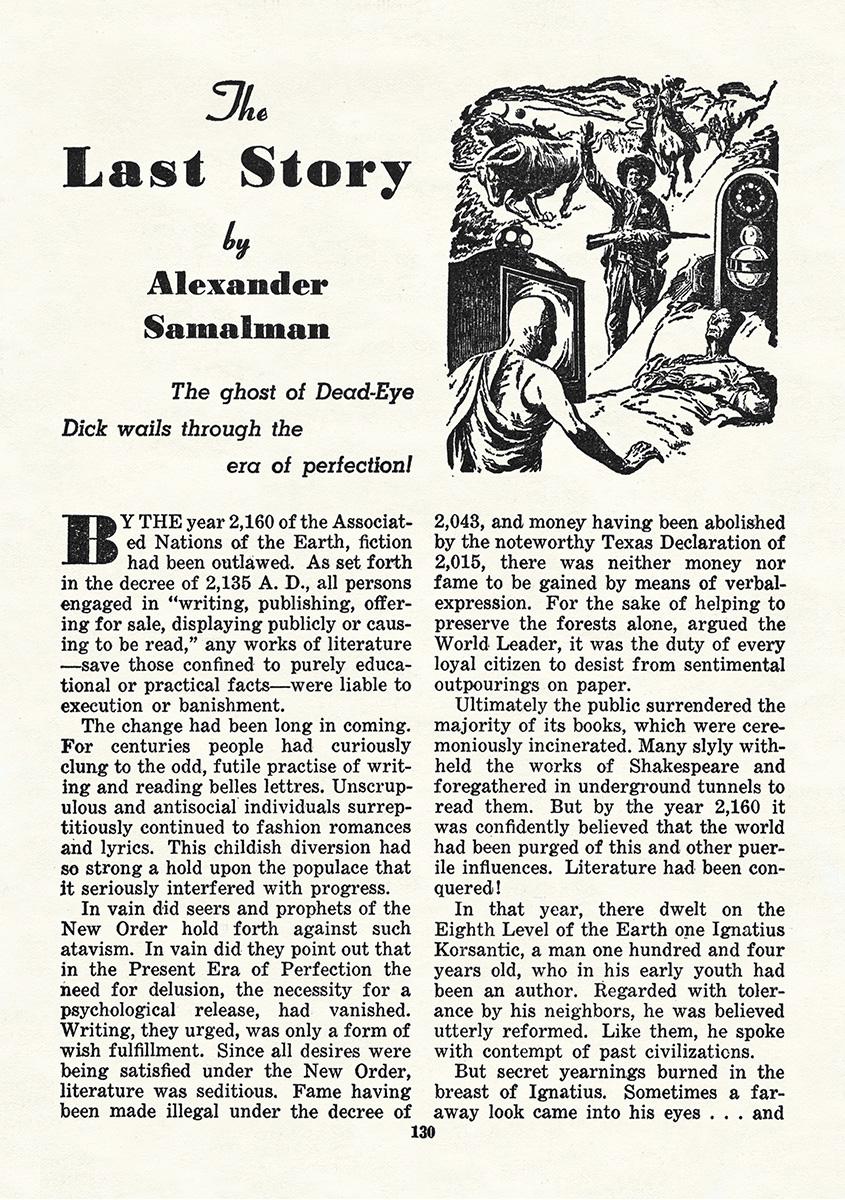 Dr. Hackensaws Secrets: Five Short Science Fiction Stories