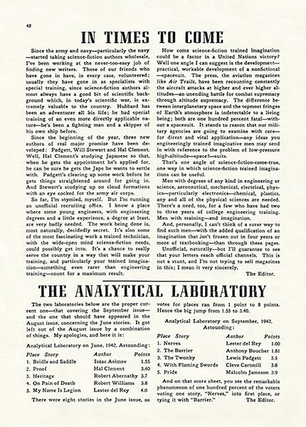 Astounding ScienceFiction v30n01 September 1942  SF