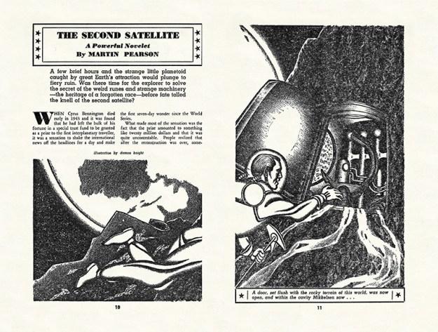 SF MAGAZINES | SF, Fantasy & Horror Magazine Reviews | Page 3