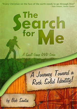The Search for Me Cover