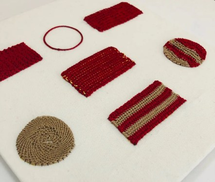Needlelace Workshop (Two-Session VIRTUAL CLASS)