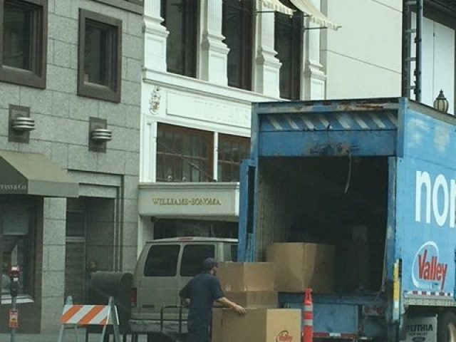 2016 - Moving into the Tiffany Building