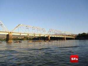 Obras da Ponte Metálica Foto Vinnicius Cremonez 6
