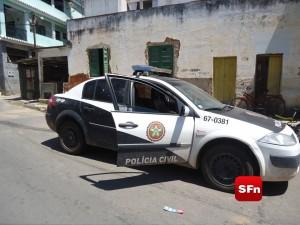 Operação da Polícia Civil e Militar foto Vinnicius Cremonez 4