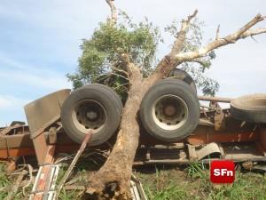 acidente caminhão 5