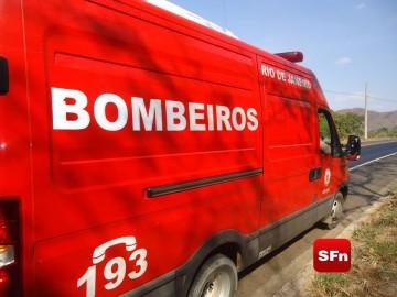 CORPO DE BOMBEIROS PÁDUA 3