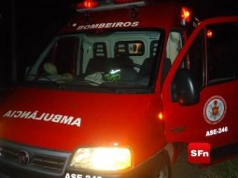 corpo de bombeiros ambulância