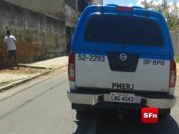 policia militra padua