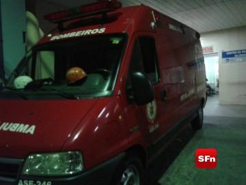 bombeiro hospital noite 2