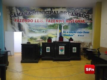 plenario a camara municipal de cambuci