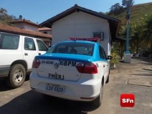 POLICIA MILITAR BATALHÃO NOVO PÁDUA 1