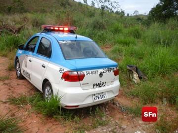 POLICIA ITAPERUNA MATO