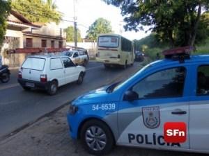 trânsito polícia