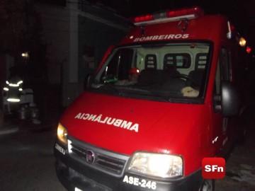 ambulância noite