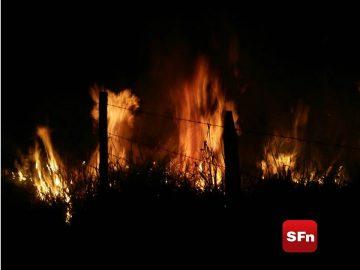 incêndio são Fidélis 2