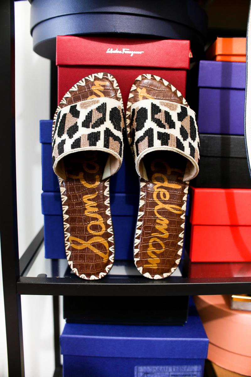 leopard slides