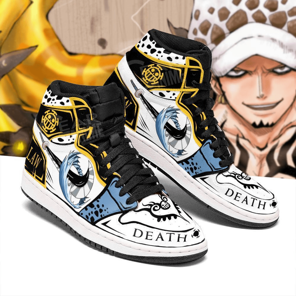 Law.com the gc's role in creating a purposeful company culture. Trafalgar Law Sneakers Room Skill One Piece Anime Shoes Fan Op01 Amzpods