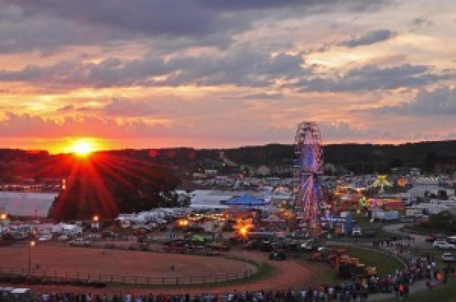 garrett county fair