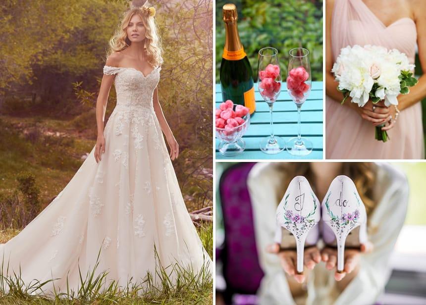 14 Super Cute Wedding Ideas And Plans : Love Maggie