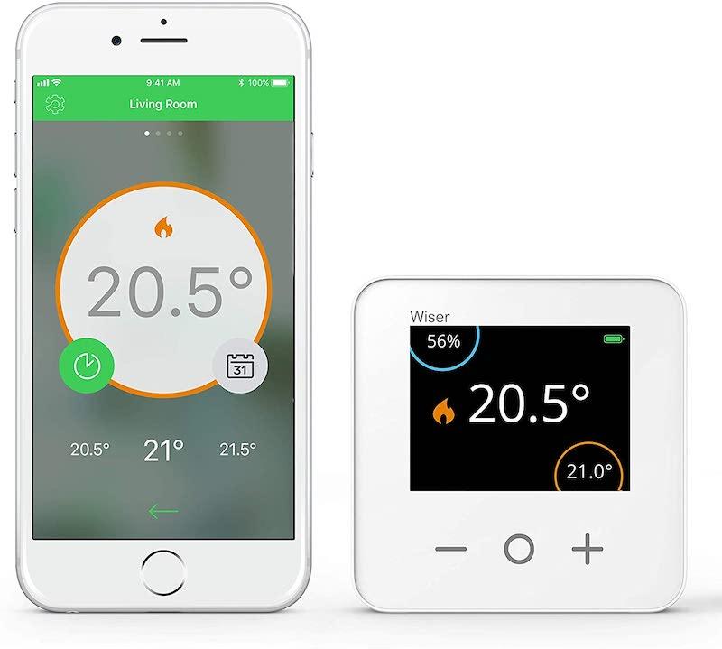 Daryton Wiser Thermostat Kit 1
