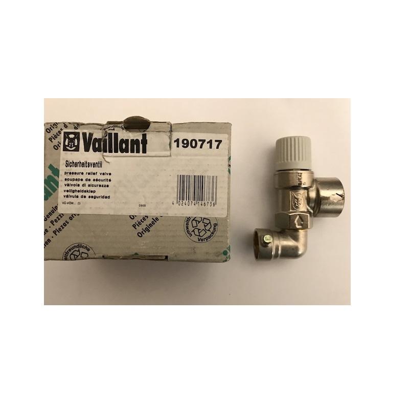 Vaillant 190717 Pressure relief valve (Grade A)