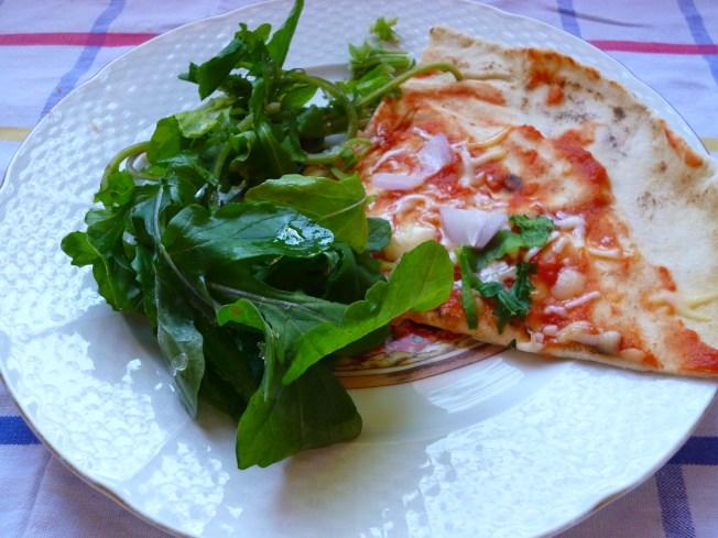 Η ευκολότερη ιταλική πίτσα! Στην κουζίνα σου!