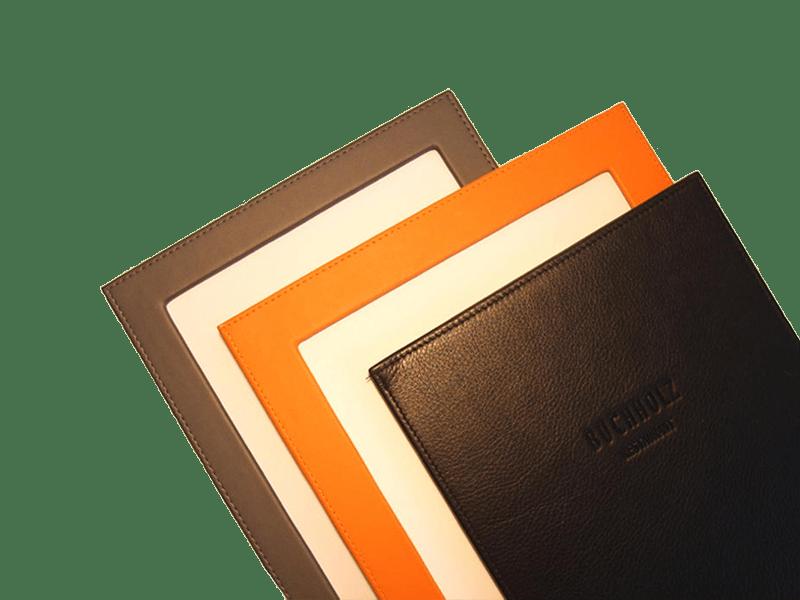 Passepartouts mit Taschen oder Vollrahmen