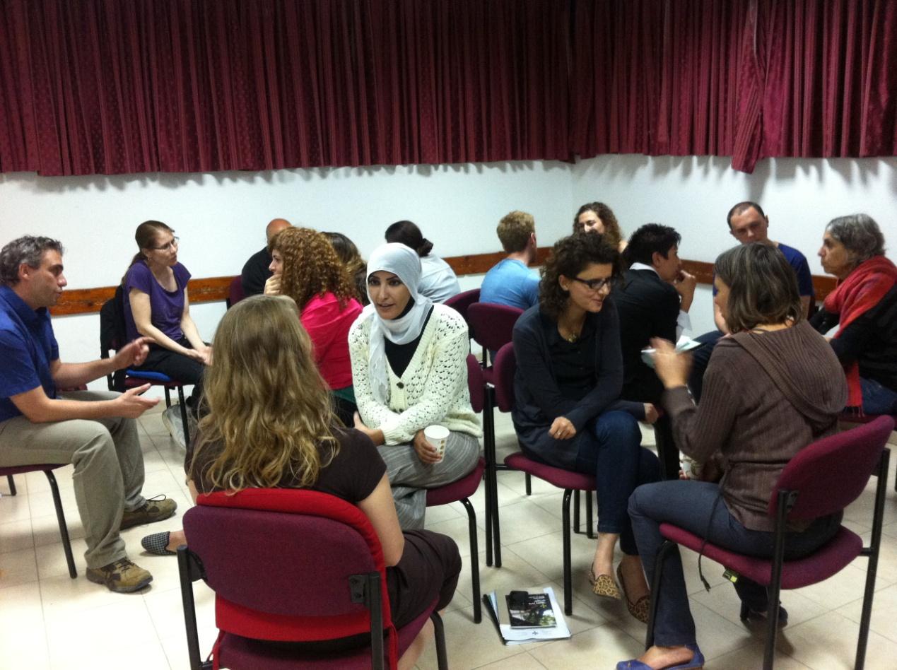 Jew Detector: SFP Completes Facilitators Training Course