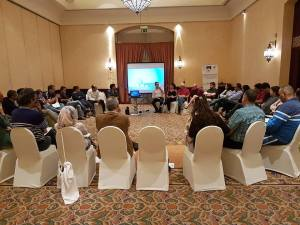 Up and Coming Politicians meet in Aqaba