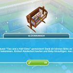 "Quest ""Two and a half Sims"" geschafft"