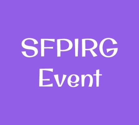SFPIRG Event