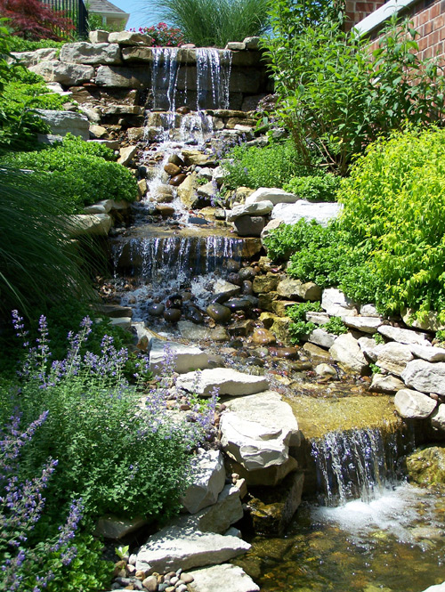 residential landscape landscaping