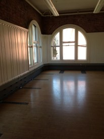 One of the Locations Where Polis Will Hold Classes: The Women's Building at 18th & Valencia