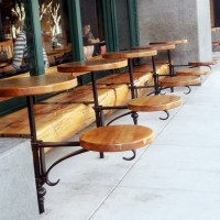 Cafe Tables and Chairs | Public Works