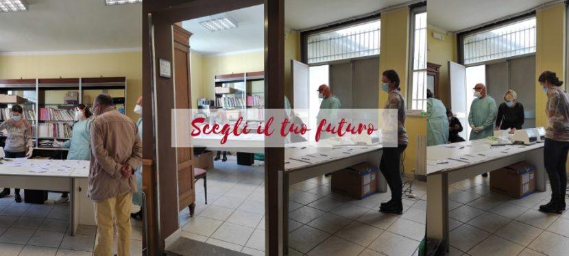 Screening Sars-CoV2 al CPFP Alberghiera di Viterbo