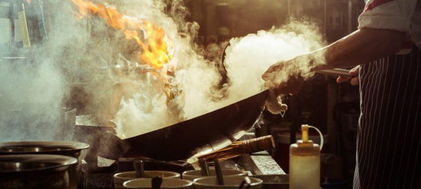 Chef de cuisine (capocuoco o chef di cucina)