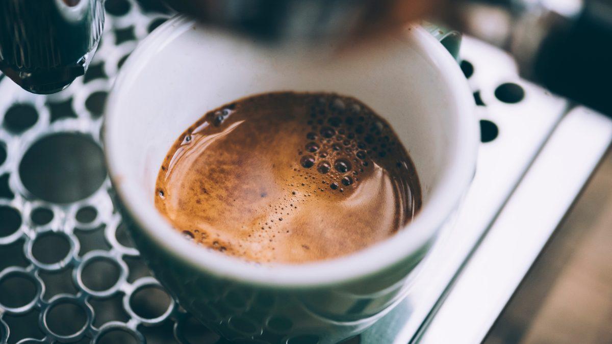 Un espresso perfetto