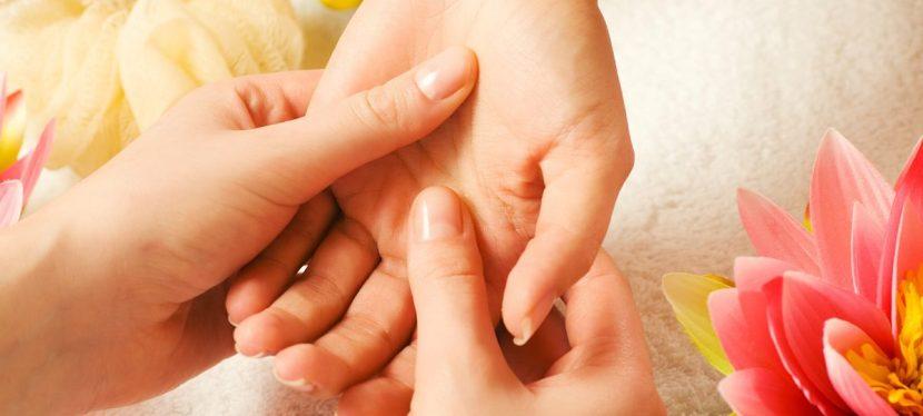 Massaggio mani e piedi