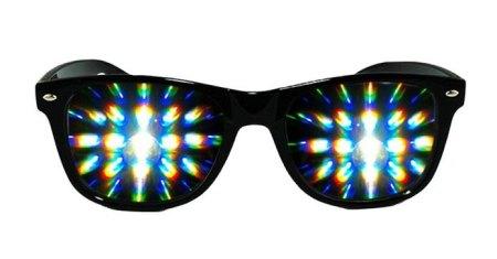 Emazing-Lights-Solid-Clear-Lens-Diffraction-Prism-Fireworks-Rave-Glasses