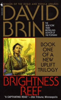 Brightness Reef, by David Brin