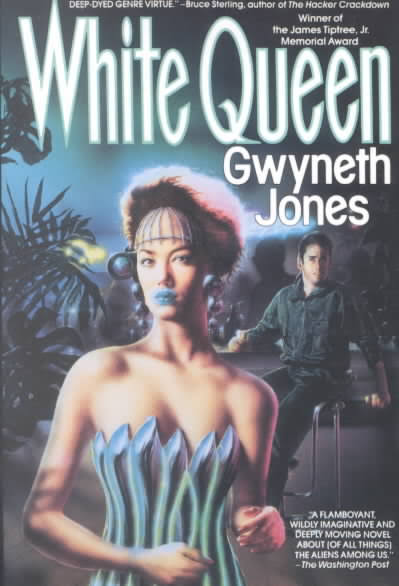 White Queen, by Gwyneth A. Jones