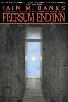 Feersum Endjinn, by Iain M. Banks