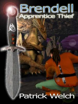 Brendell, Apprentice Thief, by Patrick Welch