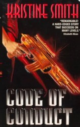 code-of-conduct-by-kristine-smith cover