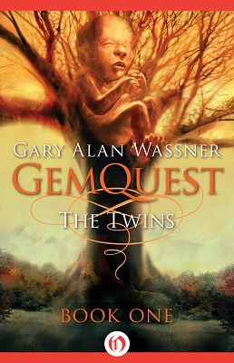Gemquest: The Twins, by Gary Alan Wassner