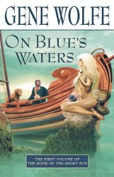 on-blues-waters-by-gene-wolfe cover