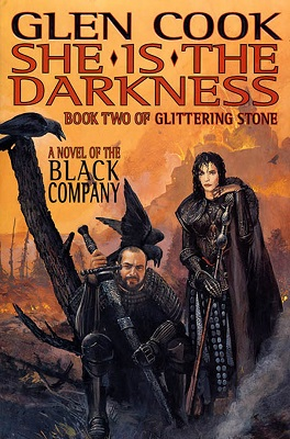 She is the Darkness, by Glen Cook